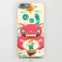 Imaginary Friends iPhone 6 Slim Case
