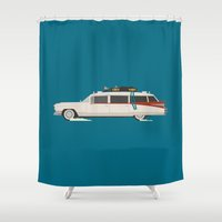 Ecto Shower Curtain