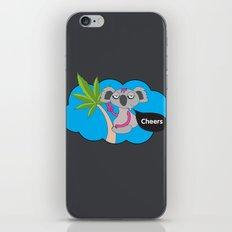 Cheers mates iPhone & iPod Skin