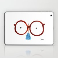 Glasses Laptop & iPad Skin