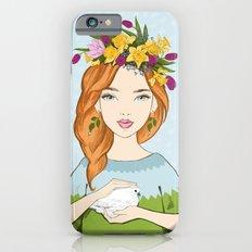 Spring girl Slim Case iPhone 6s