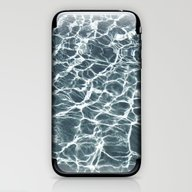 Water Ripples 1 iPhone & iPod Skin