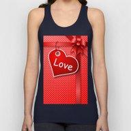 Valentine's  Gift G274 Unisex Tank Top