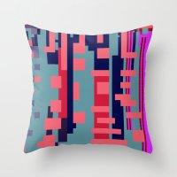 Tcanvasmosh95 Throw Pillow