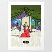 Bartkira / Neo-Springfie… Art Print