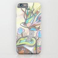 iPhone & iPod Case featuring Ascendancy by Luciana Raducanu