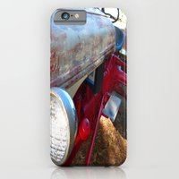 iPhone & iPod Case featuring Ford by AmberRinaldi