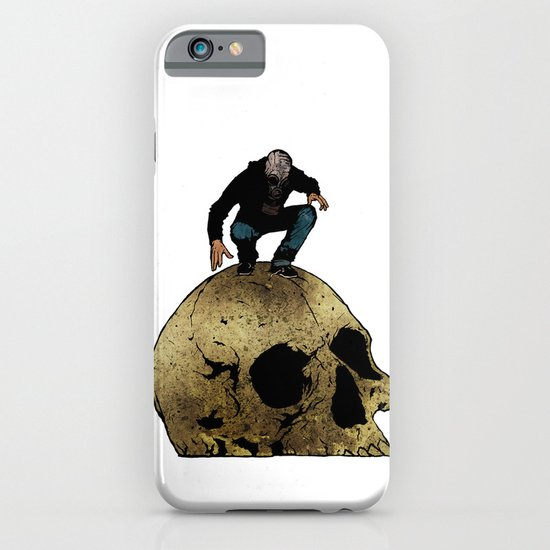 Leroy And The Giant's Giant Skull iPhone & iPod Case