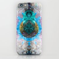 iPhone & iPod Case featuring Traveling Sanctuary by Work the Angle