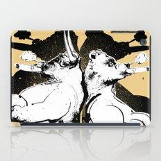 The Bull & Bear iPad Case