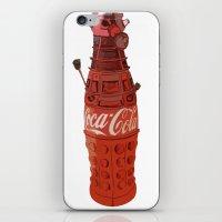 Dalek-Cola iPhone & iPod Skin