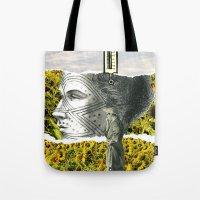 Drawn By Her Freckles Li… Tote Bag