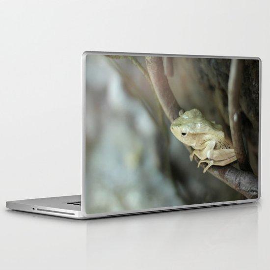 Froggy style Laptop & iPad Skin