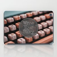 Write Your Story iPad Case