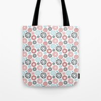 Daisy Doodles 1 Tote Bag