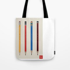 Art not War - Pencils Tote Bag