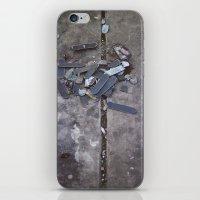 Skates Cementery iPhone & iPod Skin