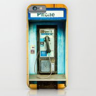 Pay Phone iPhone 6 Slim Case