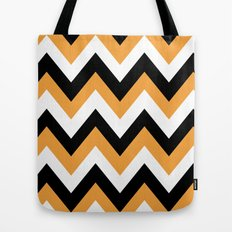 COWBOY CHEVRON Tote Bag
