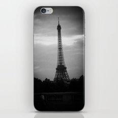Eiffel Tower After Dark iPhone & iPod Skin