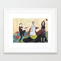 Special Room XII Framed Art Print