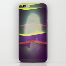 Signs in the Sky Collection - Falling Moon iPhone & iPod Skin