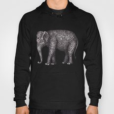 Decorative Elephant Hoody