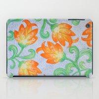 Blooming Star iPad Case