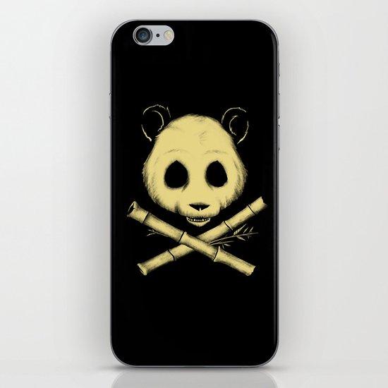 The Jolly Panda iPhone & iPod Skin