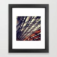 Central Station  Framed Art Print