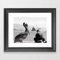Sailor's Yarn Framed Art Print