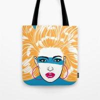 Summer Blonde '82 Tote Bag
