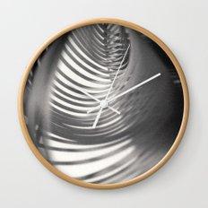 Paper Sculpture #9 Wall Clock