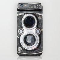 Yashica Vintage Camera iPhone 6 Slim Case