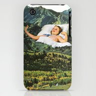 Rising Mountain iPhone (3g, 3gs) Slim Case