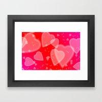 Heart Me Framed Art Print