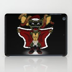 Flashing Through The Snow iPad Case