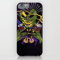 iPhone & iPod Case featuring Idol Music by DAndhra Bascomb