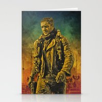 Mad Max Fury Road Stationery Cards