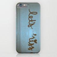 let's kiss  iPhone 6 Slim Case