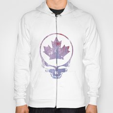 Canadian Steal Your Face (variation #3) Hoody