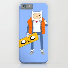 Marty McFinn & Jake the Hoverboard iPhone 6 Slim Case