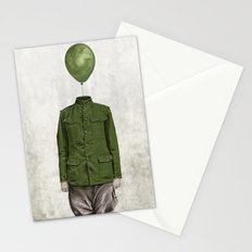 The Soldier - #3 Stationery Cards