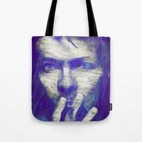 Tribute To The Legend  Tote Bag