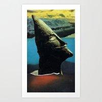 arsicollage_13 Art Print