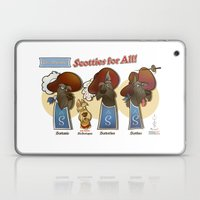 Scotties for all! Laptop & iPad Skin