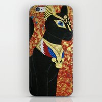 Egyptian Cat iPhone & iPod Skin