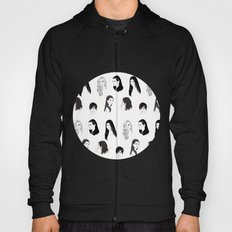 Keeping Up (Black and White) Hoody