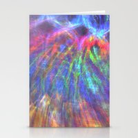 Acid Rain Stationery Cards
