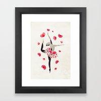 Applause Framed Art Print